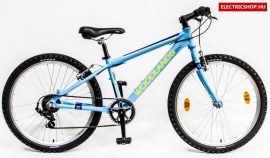 Csepel Woodlands Zero 24 6SP Alumínium vázas teleszkópos kerékpár 6 sebességes