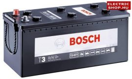 Bosch T3 12V 120Ah Bal+ akkumulátor