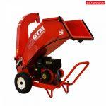 GTM Professional GTS 1300M benzinmotoros ágdaráló ágaprító