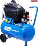 Güde 50113 olajos kompresszor 231 10 24  24 literes tartállyal