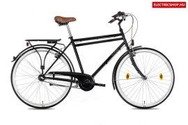 Csepel Weiss Manfréd férfi városi kerékpár Ajándékkal