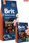 Brit Premium Sport 2x15kg kutyatáp