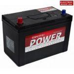 Electric Power 12V 100Ah Bal+ akkumulátor (Japán)