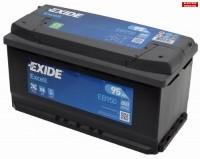 EXIDE Excell Akkumulátor 12V 95Ah 800A Jobb+ EB950