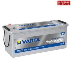 Varta Professional DC 12V 140Ah Bal+ akkumulátor 930140 lakóautó hajó motorcsónak