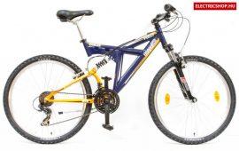 Csepel 26 Ranger Fully 26/19 ALU 21SP összteleszkópos kerékpár