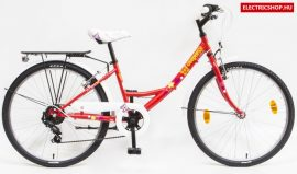 Csepel FLORA 24 6SP kerékpár 6 sebességes
