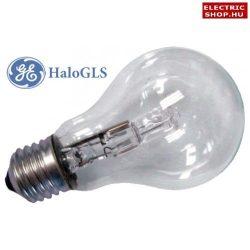 Izzó 42W (60W) E27 230V ECO Halogén TUNGSRAM GE