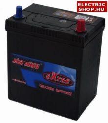 Jász-Akku 12V 40Ah Jobb+ akkumulátor