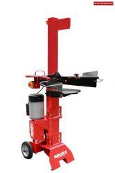 Hecht 6011 elektromos rönkhasító 6 Tonna hasítóerővel hidraulikus hasítógép hidraulikus tűzifa hasogató gép