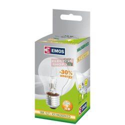 Izzó EMOS ECO CLASSIC 18W (25W) E27 Halogén