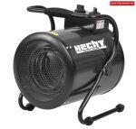 HECHT 3330 elektromos hősugárzó ventilátorral és beépített termosztáttal