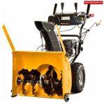 Riwall RPST 6172 - benzinmotoros kétfokozatú hómaró 6,5 HP elektromos indítással