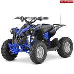 HECHT 51060 BLUE akkumulátoros quad kék színben