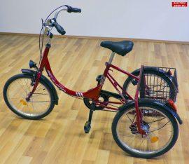 Schwinn-Csepel Camping 3 kerekü speciális kerékpár
