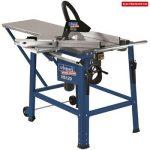 Scheppach HS 120 PRO asztali körfűrész elektromos 230 V 3901302949