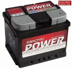 Electric Power 12V 45Ah Jobb+ akkumulátor