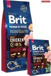 Brit Premium Extra Large Senior 2 x 15kg kutyatáp