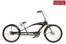 Neuzer LEOPARDE CHOPPER FEKETE kerékpár