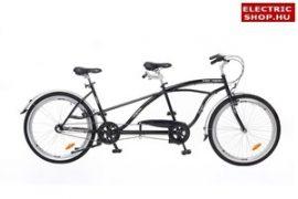 Neuzer TWILIGHT TANDEM FEKETE kerékpár