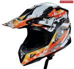 Hecht 53915 bukósisak quad és motorkerékpárhoz