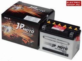 JP MOTO 4Ah J+ savas motorkerékpár akkumulátor YB4L-B