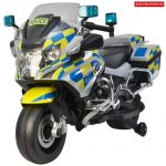 Hecht BMW R1200RT Police akkumulátoros gyermek motor