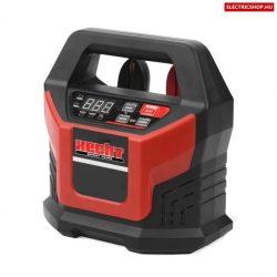 HECHT 2013 Autó akkumulátortöltő automata akkumulátor töltő digitális kijelzővel