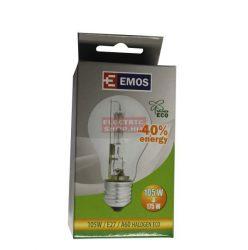 Izzó EMOS ECO CLASSIC 105W (175W) E27 Halogén