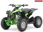 HECHT 51060 GREEN akkumulátoros quad zöld színben