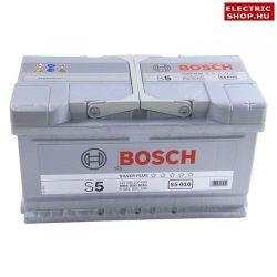 Bosch S5 12V 85Ah Jobb+ akkumulátor 800A