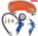 Scheppach 6 részes gépszett kompresszor tartozék 7906100727