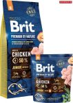 Brit Premium Medium Junior 15kg kutyatáp
