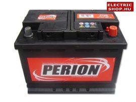 Perion 12V 74Ah Jobb+ akkumulátor