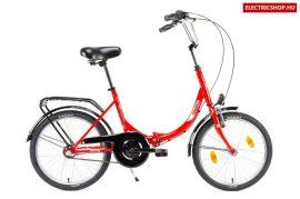 Csepel 20 Camping 20/15 N3 10 kerékpár összecsukható 3 sebességes Ajándékkal
