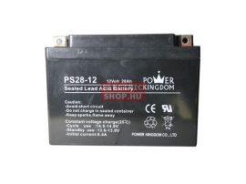 12V 28Ah zselés akkumulátor