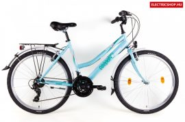 Csepel Ranger 26 21SP ATB női kerékpár Ajándékkal
