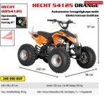 HECHT 54125 ORANGE benzinmotoros narancssárga quad