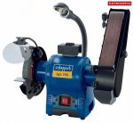 Scheppach BGS 700 köszörű/csiszoló pro elektromos 230 V 4903303901