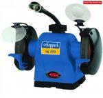 Scheppach BGS 200 W száraz-nedves köszörű pro elektromos 230 V 4903105901
