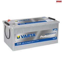 Varta Professional DC 12V 230Ah Bal+ akkumulátor lakóautó hajó motorcsónak