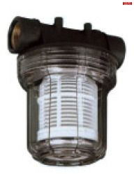 Elpumps tartozék szivattyú műanyag előszűrő filter (szűrő)