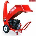 GTM Professional GTS 900G benzinmotoros ágdaráló ágaprító