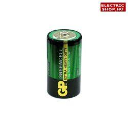 "GP Greencell ""baby"" elem R14 1,5V féltartós"