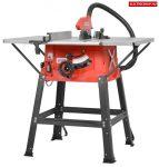 HECHT 8250 asztali körfűrész 2000 Watt , 2 kW , 250 mm-es fűrésztárcsa átmérő