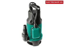 Verto 52G449 szennyvíz szivattyú (Merülő szivattyú) 900W