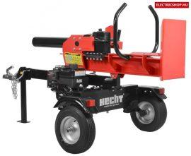 HECHT 6422 benzinmotoros rönkhasítógép Briggs and Stratton motorral 22 tonna hasítóerővel vontatható