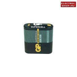 GP Supercell 4,5V elem 3R12 (lapos elem)