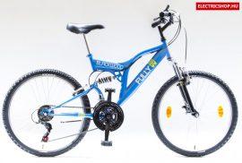 Boss Fully Blackwood 24 18SP összteleszkópos kerékpár