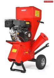Hecht 6420 benzinmotoros ágaprító kerti ágaprító OHV 389 cm3 13 LE